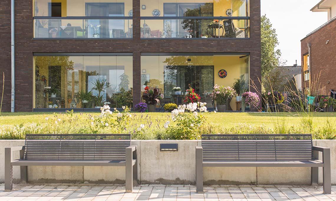 komfortwohnungen wasserhof reppco. Black Bedroom Furniture Sets. Home Design Ideas