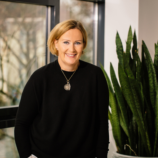 Mitarbeiterin Christiane Behrens