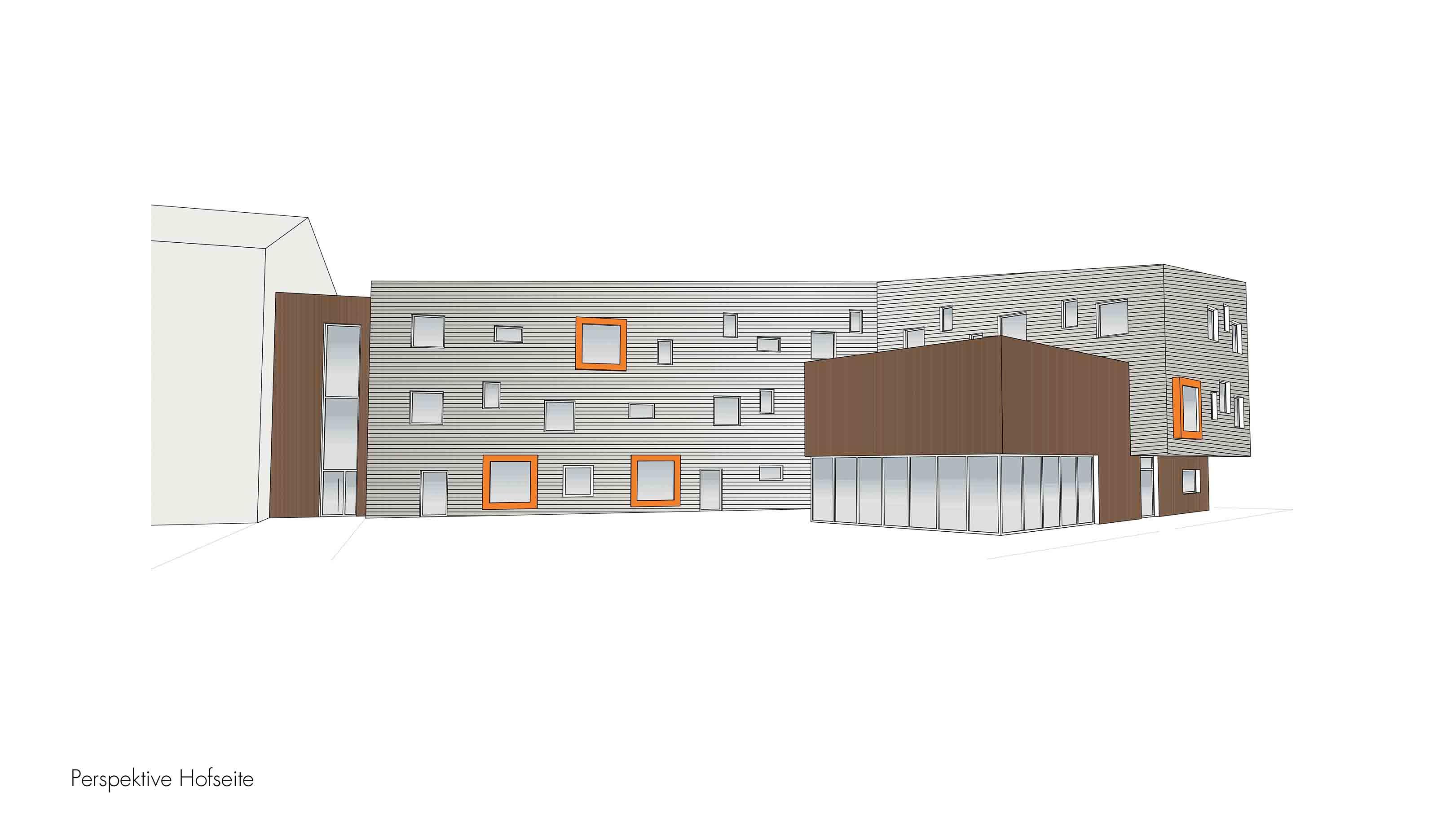 Pespektive-Neubau-eines-Stadtteilzentrums