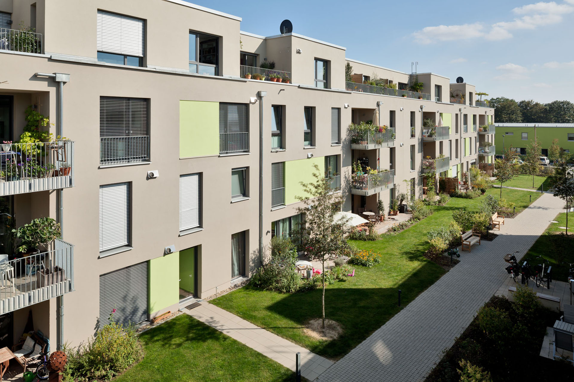 QBUS Düsseldorf REPPCO Architekten